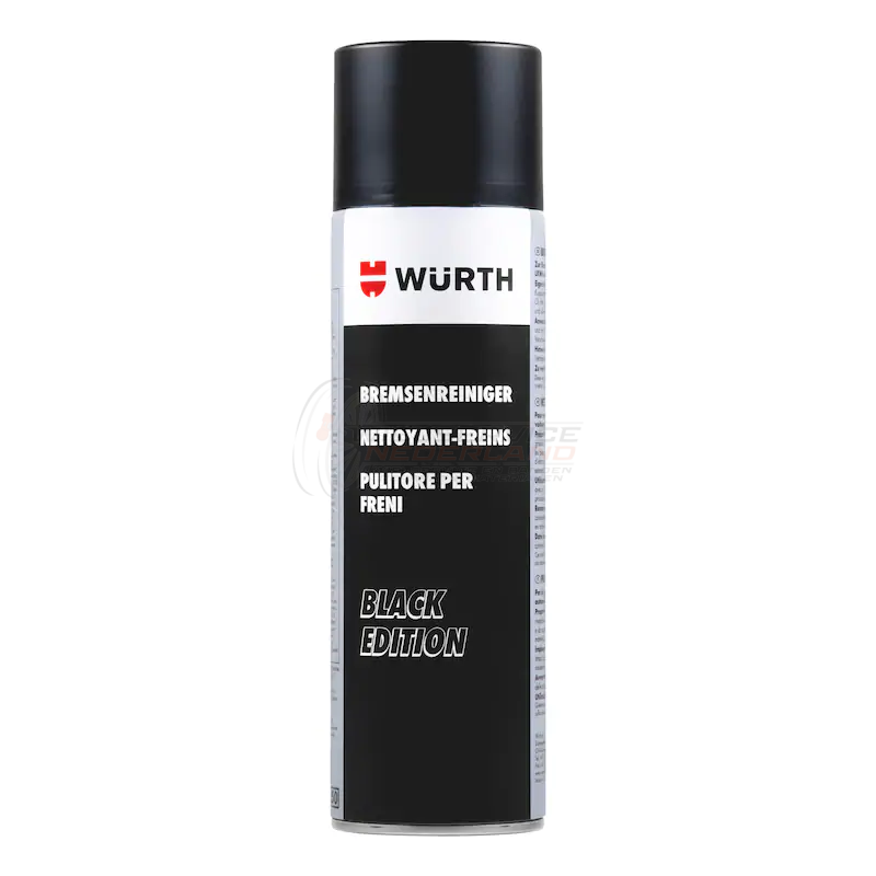 Remmenreiniger Wurth Black Edition 500 ml