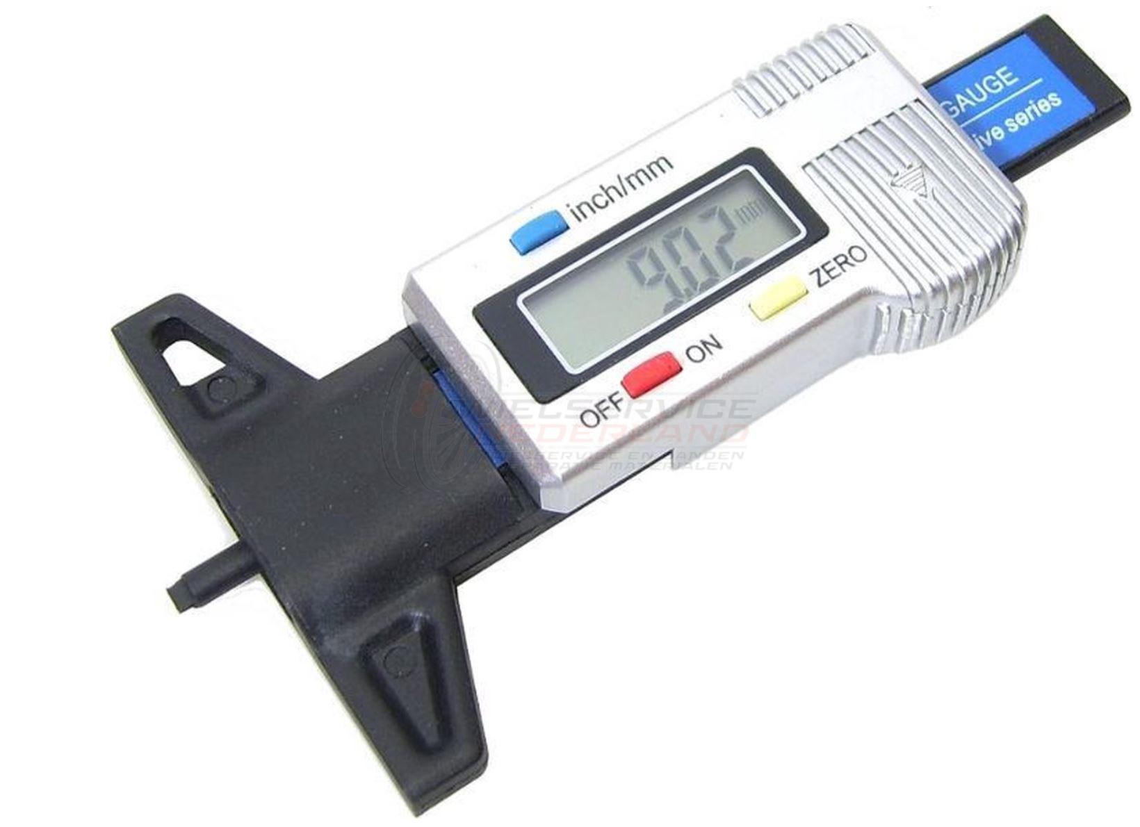 Profieldieptemeter Digitaal