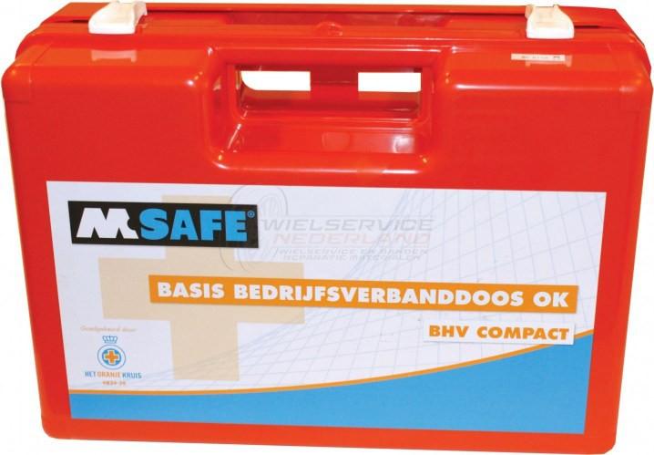 M-Safe Basis bedrijfsverbanddoos BHV Compact