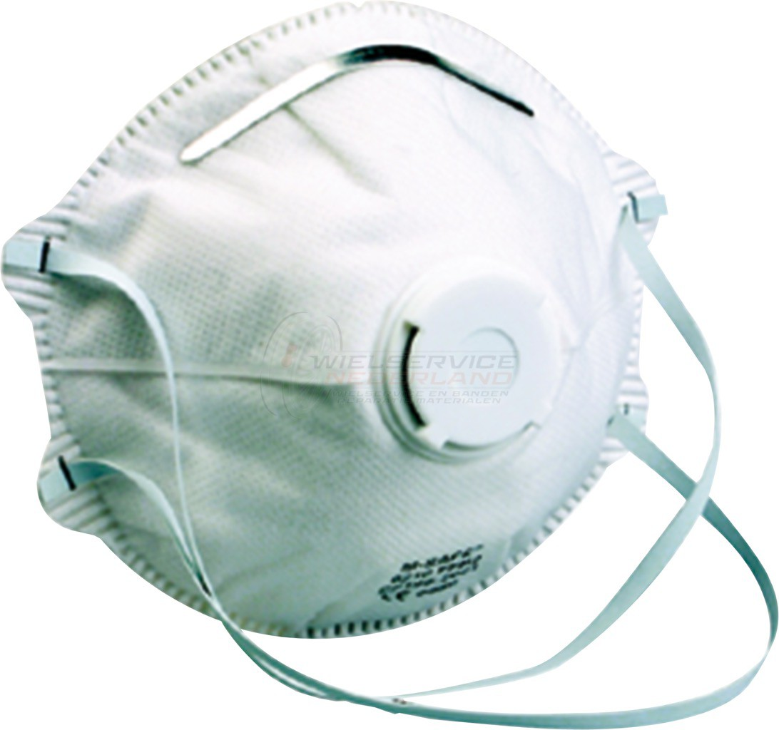 M-Safe M-Safe 6210 mondmasker FFP2 NR D met uitademventiel